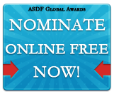 ASDF Global Awards Nominate Now