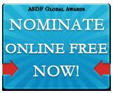 ASDF Global Awards Nominate Now